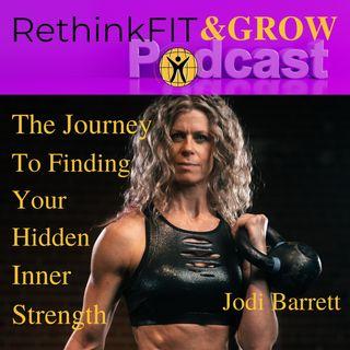 The Journey To Finding Your Hidden Inner Strength