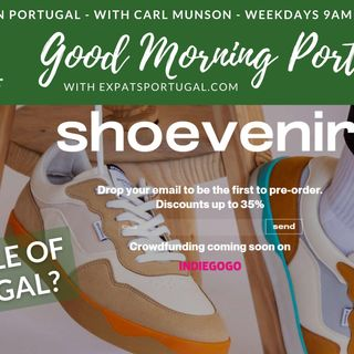 The sole of Portugal on Good Morning Portugal! Consumer Tuesday