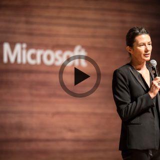 Valérie Beaulieu, directrice marketing de Microsoft US