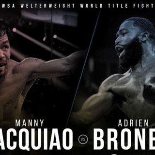 Inside Boxing Weekly: Pacquiao-Broner Preview, Canelo-Jacobs? And Much More