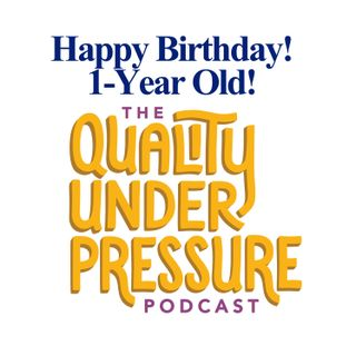 QUP 1-Year Anniversary! - The Hosts
