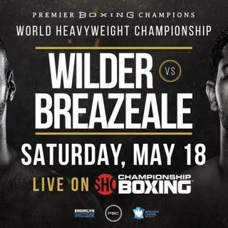 TVPT X-TRA Boxing Commentary: Deontay Wilder vs Dominic Breazeale