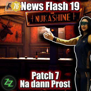 Fallout 76 infos (deutsch) Patch 7 Brauen und Destillieren, echter PvE Modus [F76 News Flash 19]