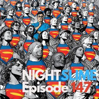 S03E53 [147]: Superman. Amerykański Obcy