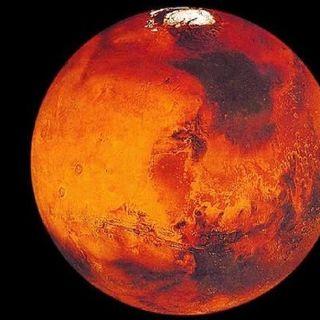 Marte in Leone dall'11 giugno