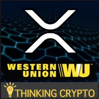 Western Union Testing & Considering Use of XRP - Azimo Ripple ODL - Russia Crypto Volume Increases
