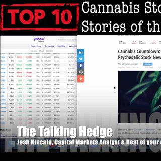 Top 10 Cannabis Stock News Stories of the Week (May 4, 2020)