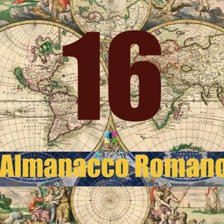 Almanacco romano - 16 agosto