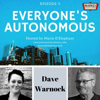 Episode 5: Dave Warnock - Dying Out Loud