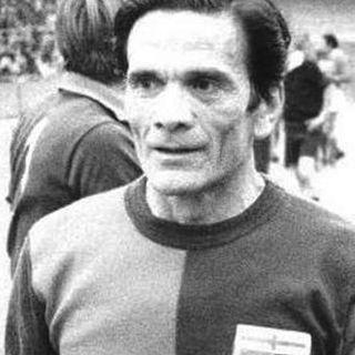 Pasolini, De andrè: calcio e poesia