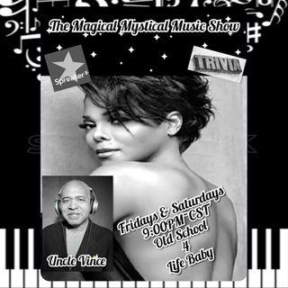 The Magical Mystical Music Show 7-24-2021