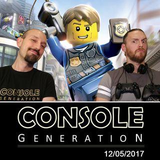 LEGO City Undercover, Puyo Puyo Tetris, Syberia 3 e altro! - CG Live 12/05/2017