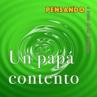 Un papá contento (PAE N.3)