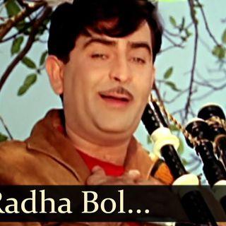 Bol Radha Bol (SANGAM) - (Cover by Sunil)