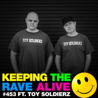 Episode 453: Toy Soldierz!