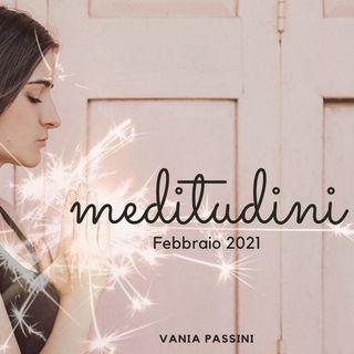 Come si svolge Meditudini - suggestioni e istruzioni