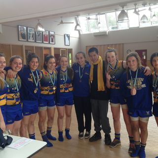 GD THROWBACK: YJFL Youth Girls Grand Final 2015: Bulleen Templestowe v Seville Ranges 290815