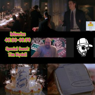 D3 Ep 10: Fancy Dinner Talk (Special Guest: Tim Nydell)