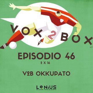 Episodio 46 (2x16) - V2B oKKupato - con Alessandro Villa