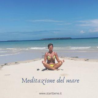 Meditazione del mare