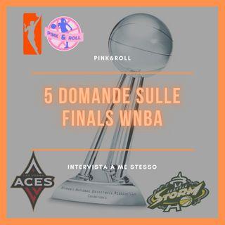 Pink&Roll - 5 domande (e risposte) sulle Finals WNBA