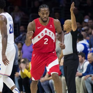 Is Kawhi Leonard the Best Player in the NBA?