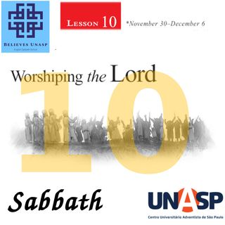 Sabbath School - Nov.30 Saturday
