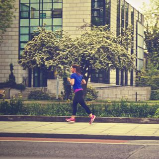 Step Back #1|Running