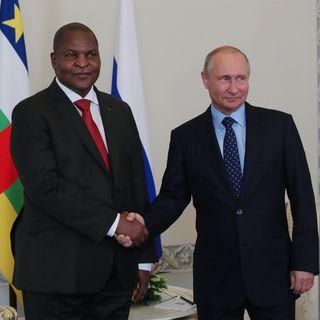 Putin ammanetta l'ambasciatore libico in Centrafrica