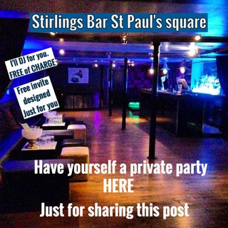 021 Sponsored by Stirlings Bar