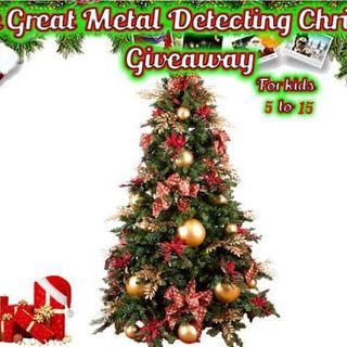 12/15/19  The great kids metal detecting giveaway 2nd chance winners!