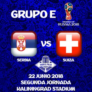 Serbia vs Suiza en VIVO