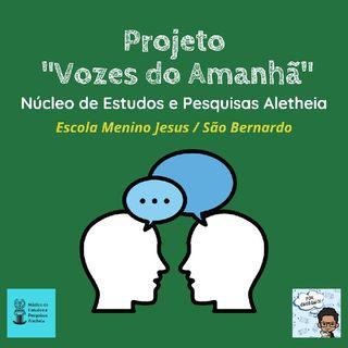 Vozes do Amanhã Epi. 01 - Entrevista com Rykelme Martins