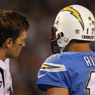 Chargers' Philip Rivers Winless Vs Patriots QB Tom Brady