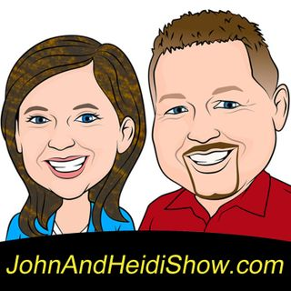 05-27-17-John And Heidi Show-JustineSantaniello-SummerVacation-CoinStarSurvey