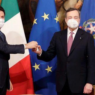 2021-07- Governo Draghi la Delusione e la Speranza