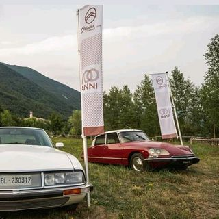Un omaggio alla Citroën con la complicità di Saverio di Manzotti Automobili
