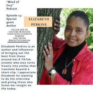 Episode 14: Special guest Author Elizabeth Perkins