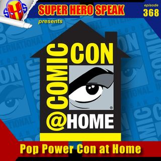 #368: Pop Power Con at Home