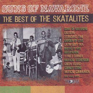 The Skatalites - Guns Of Navarone - The Best Of The Skatalites (2003) part 2