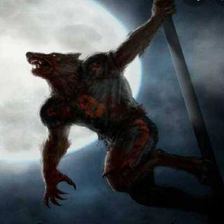 Un Hombre Lobo contra un dios