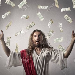 $$$ Money Jesus $$$