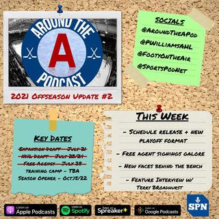 Around the A Podcast Offseason Update - August 11 2021
