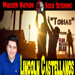 SS #9 Lincoln Castellanos aka Tobias from FTWD