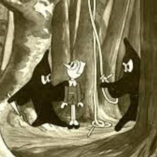 Pinocchio capitolo XIV