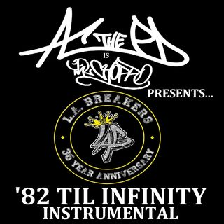El Choppo aka A.C. The Program Director - LA Breakers ('82 Till Infinity) instrumental