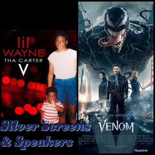 Silver Screens & Speakers: Carter V & Venom