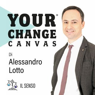 Your Change Canvas • Carta 4B - Il Senso