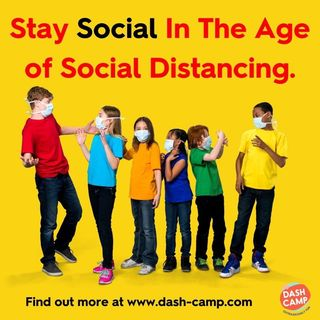 Dash Camp After School Now Enrolling
