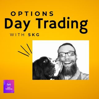 Day Trading with SKG - intro, options, and scalping